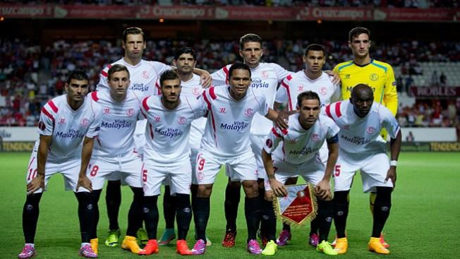 Sevilla, el equipo sensación en España