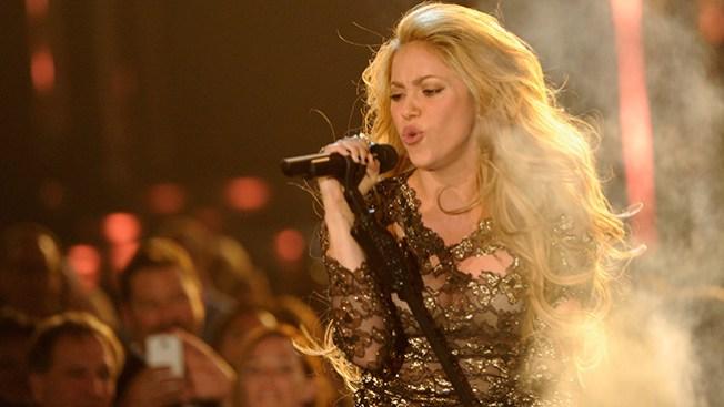 """Shakira despedirá Mundial con """"La La La"""""""