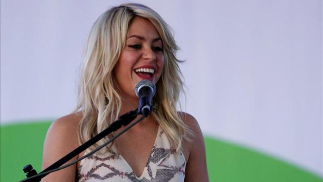 Shakira y su secreto