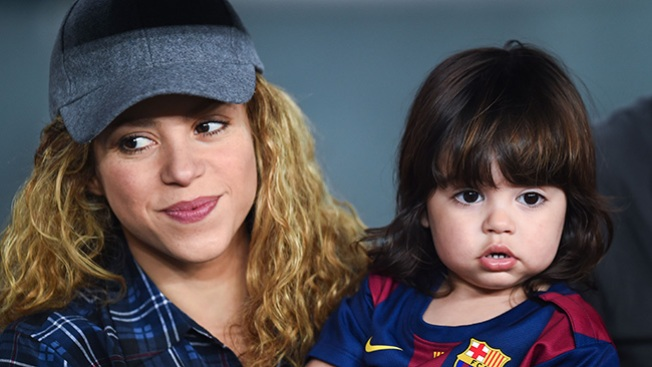 Milan inspira a Shakira a diseñar juguetes