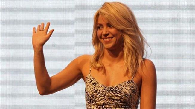 "Shakira en ""The Voice"""