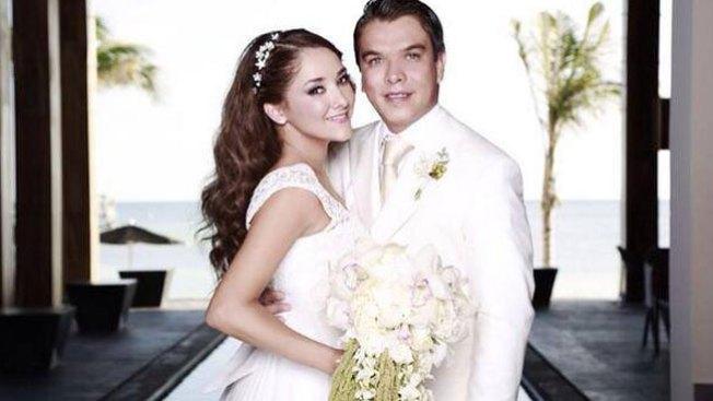 Sherlyn se casa con Gerardo Islas