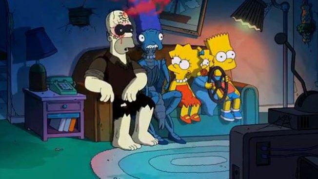 Director latino transforma Los Simpson