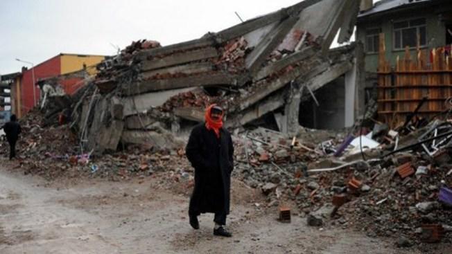 Otro terremoto en Turquía