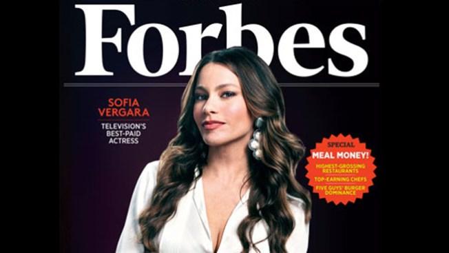 Sofía, ¡la que más gana en TV!