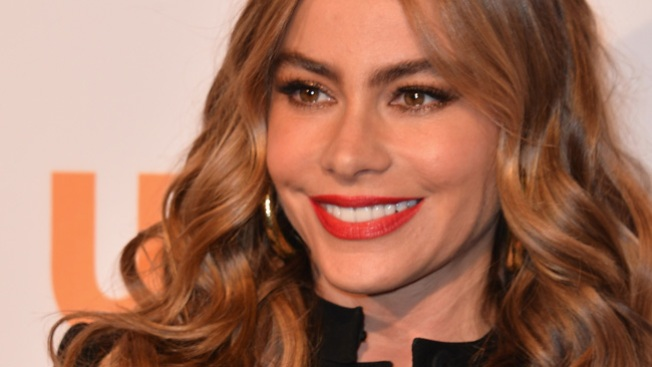 Sofía Vergara festeja éxito en televisión