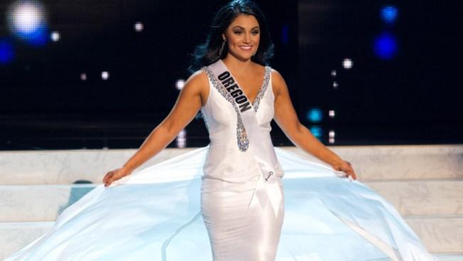Miss Oregon peleó contra el cáncer