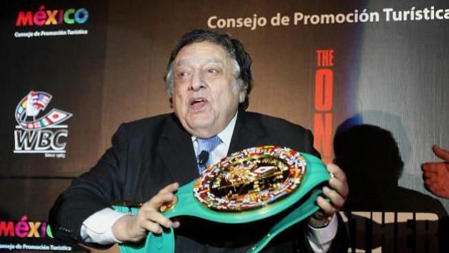 Muere el mexicano José Sulaimán