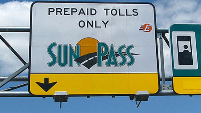 how to pay tolls in florida