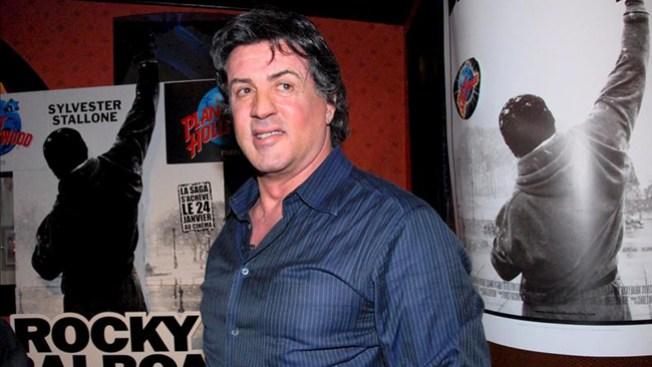 El boxeador 'Rocky' en  Broadway