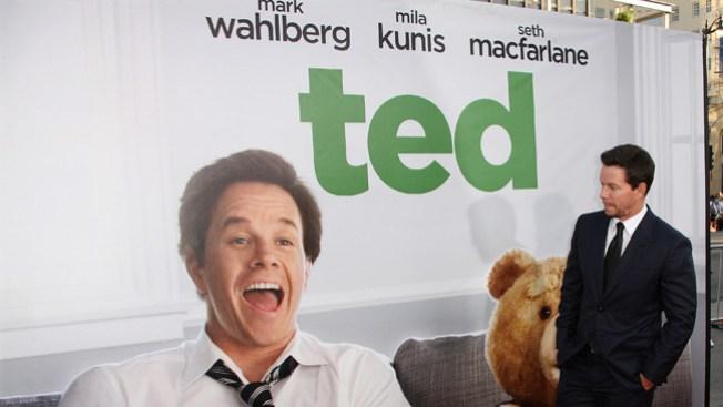 """""""Ted"""" es el rey de la taquilla"""