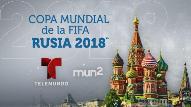 Telemundo, casa de la FIFA Rusia 2018