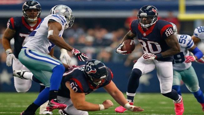 Texans, a reivindicarse frente a los Colts