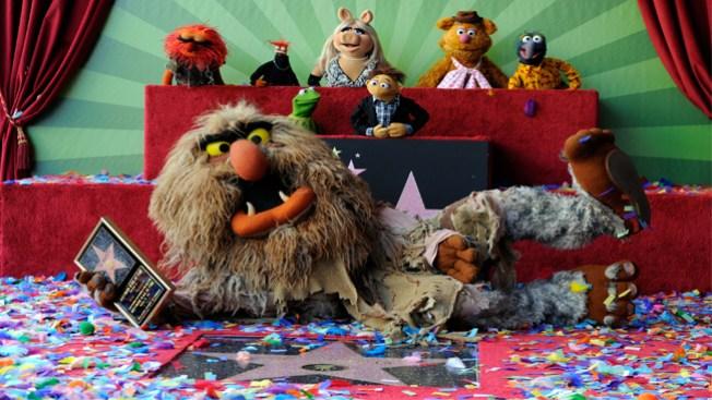 Los Muppets, donados al Smithsonian
