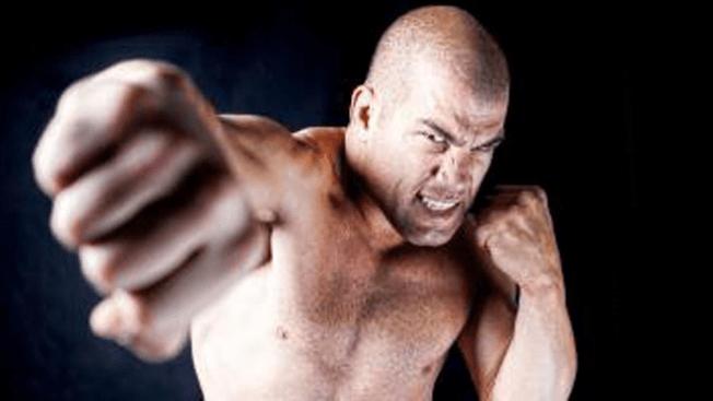 Luchador Tito Ortiz arrestado por DUI