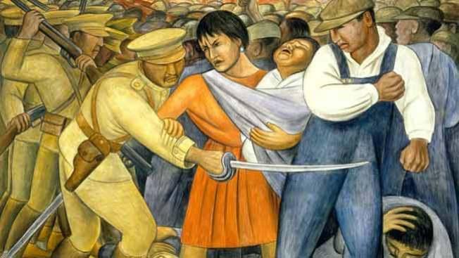 La obra de Diego Rivera en Nueva York