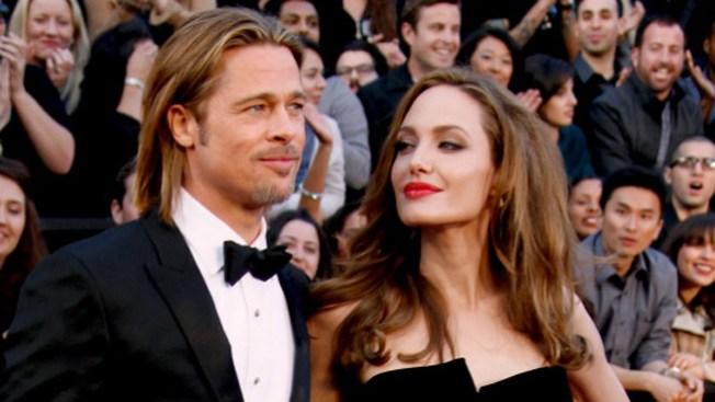 ¿Video porno de Angelina?