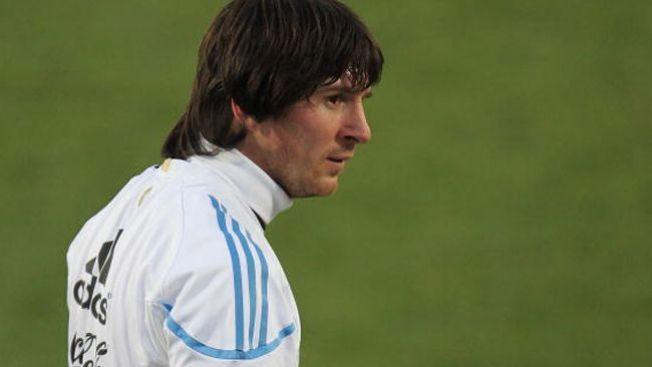 """Messi y un desafío """"religioso"""""""