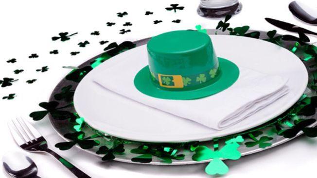 Festeja St. Patrick en casa