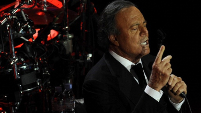 Julio Iglesias, récord mundial de ventas