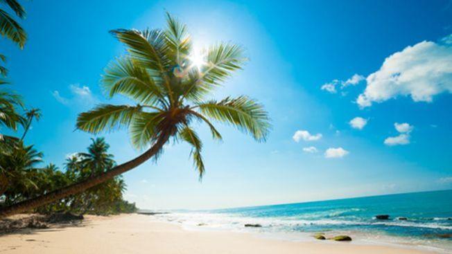 ¡Escápate a estas playas!