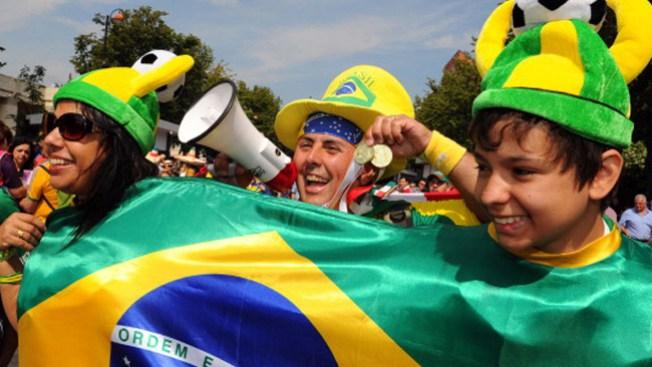 Brasil 2014: ¿prohíben la caxirola?