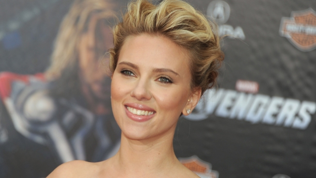 Scarlett Johansson rompe récords