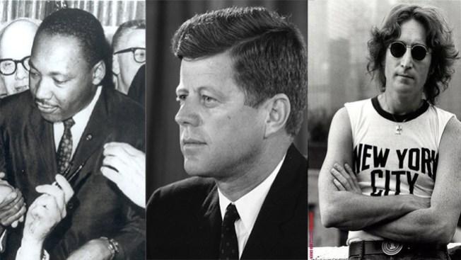 Los magnicidios que cambiaron la historia