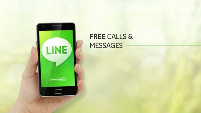 """""""Line"""", el gran rival de WhatsApp"""