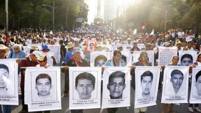México: Identifican a un desaparecido