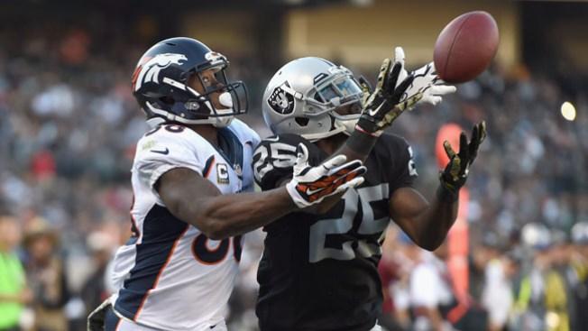 Rams sorprenden a Broncos