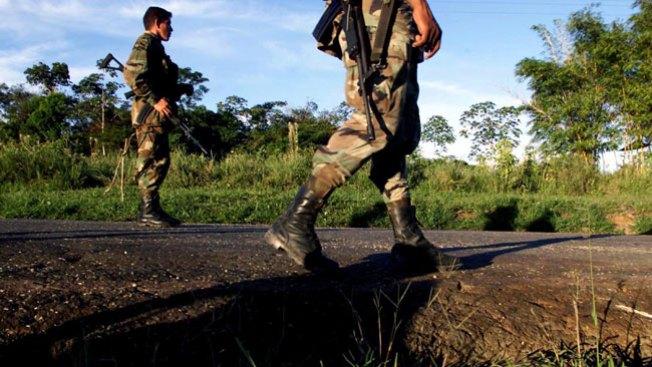 Las FARC declaran un cese al fuego indefinido