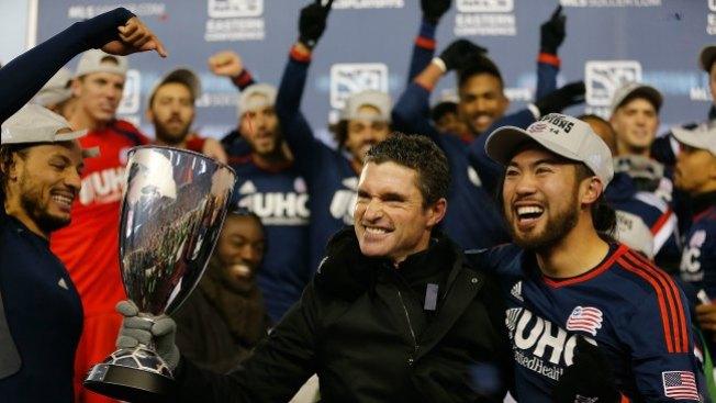 Revolution avanza a la final de la MLS