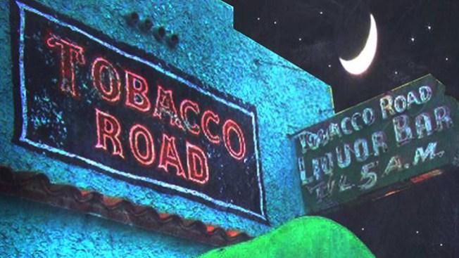 Cerrará el antiguo bar Tobacco Road