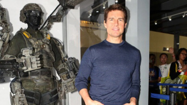 Tom Cruise realizará insólito estreno