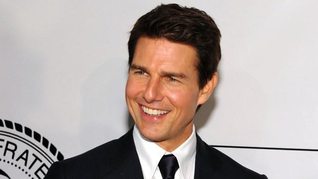 Tom Cruise de cumpleaños