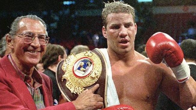 Fallece boxeador Tommy Morrison