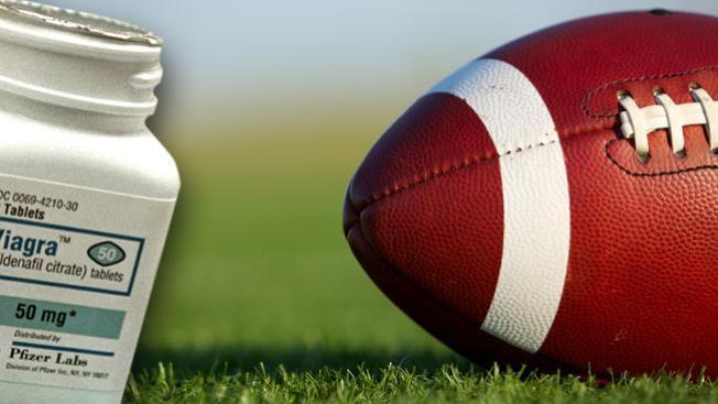 Viagra en la NFL