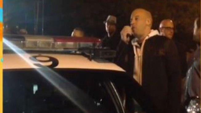 Vin Diesel llora en su adiós a Paul Walker