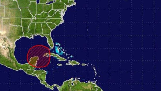 Nace sistema tropical en el Caribe