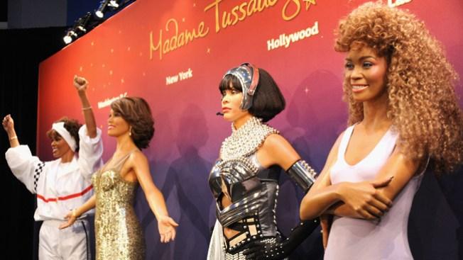 Whitney Houston, inmortalizada en cera