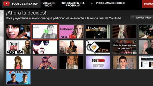 YouTube busca nuevas estrellas latinas