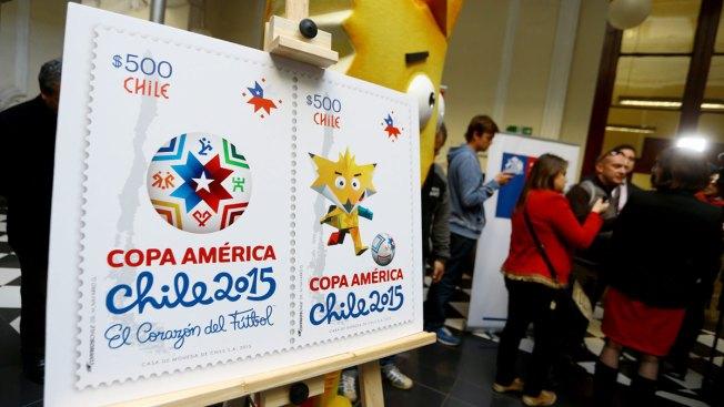 Copa América casi lista para el primer pitido