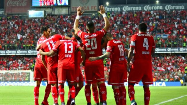 México: Pumas y Toluca pasan a semifinales