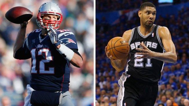 Patriots y Spurs, rutas similares al éxito
