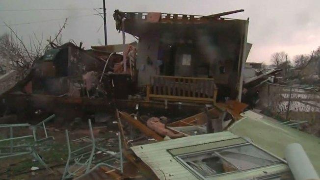Tornados en Oklahoma dejan un muerto