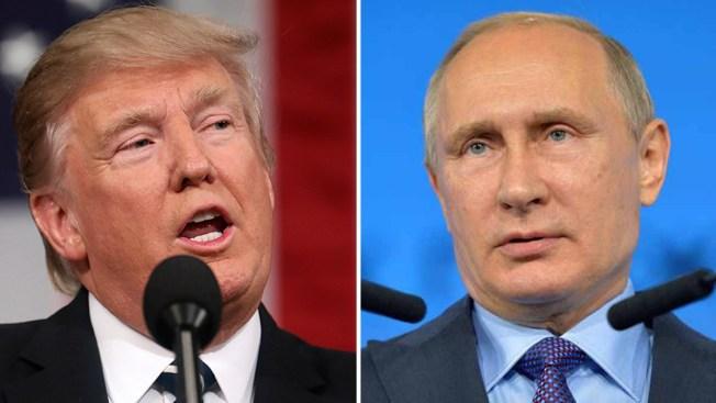Donald Trump y Vladimir Putin conversarán este martes por teléfono