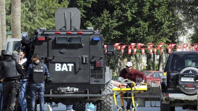 Interrogan a nueve tras atentados en Túnez