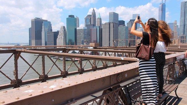 Estados Unidos registró cifra récord de turistas
