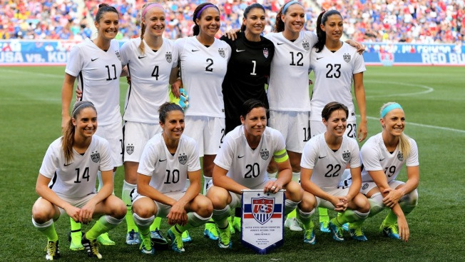 Las actuaciones de EE.UU en el Mundial Femenino